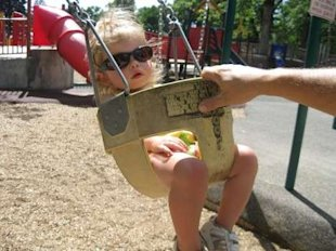 The 8 Kinds of Playground Parents (Which One Are You?!)