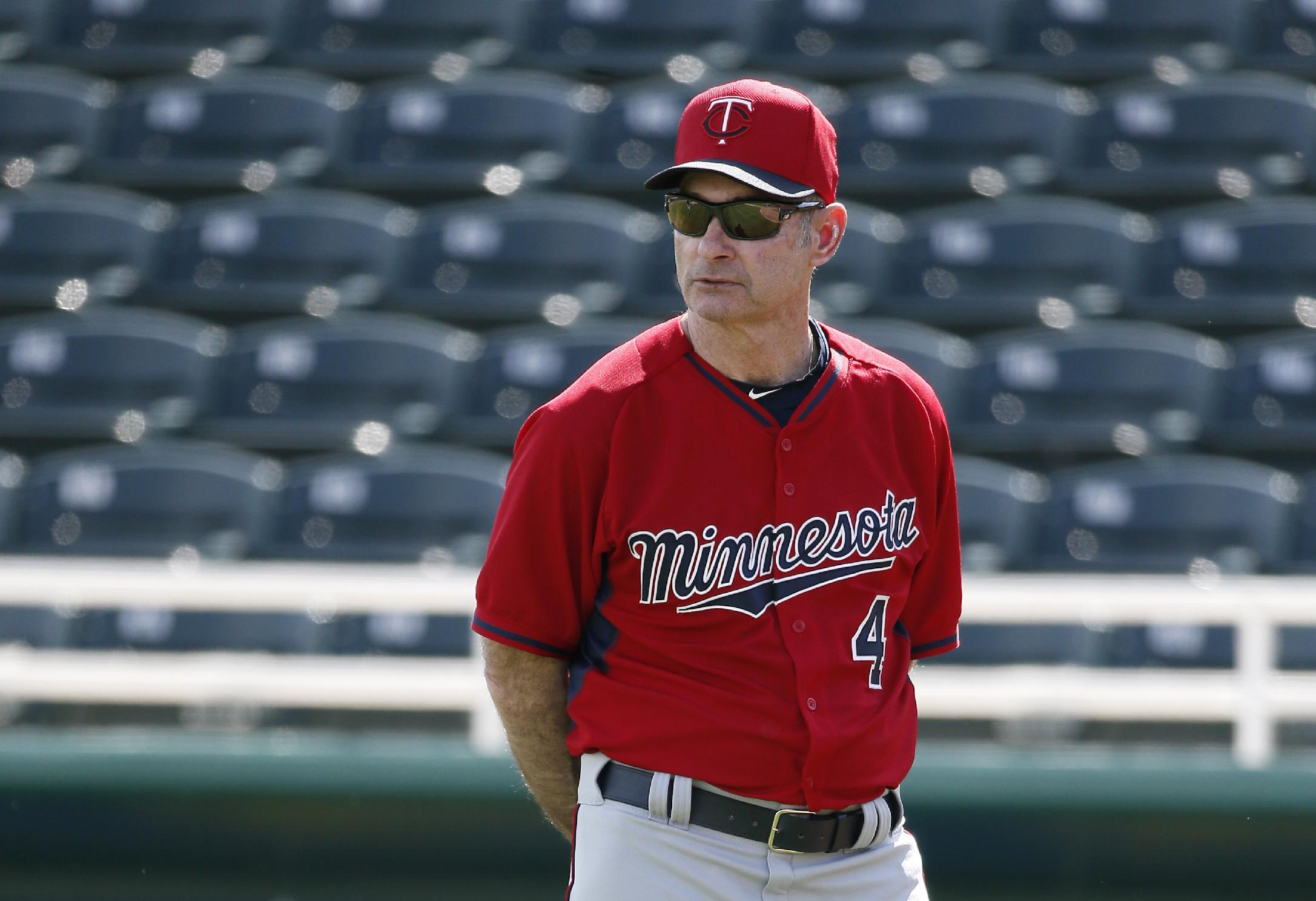 Kelly feeling 'very fortunate' to be back with Twins