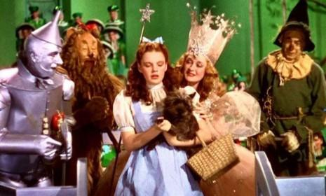 The Wizard of Oz is getting a 21st-century update — 3D and all.