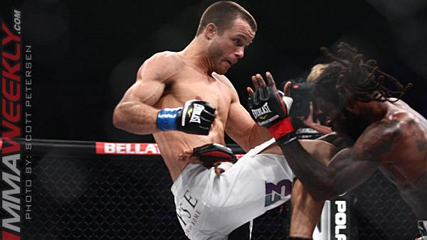 Pat Curran Nearly Quit After Losing His Title, but He's Ready to Get It Back at Friday's Bellator 112