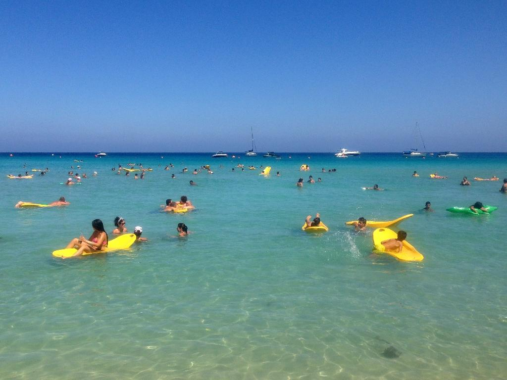 Britons and Greeks reviving Cyprus tourism