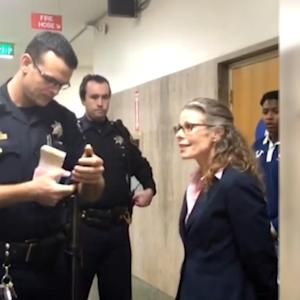 This Public Defender Was Arrested For Defending Her Clients' Rights