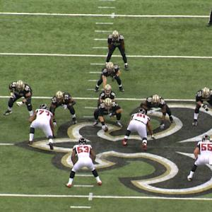 Mayock's Slant: Falcons defense dominates Saints