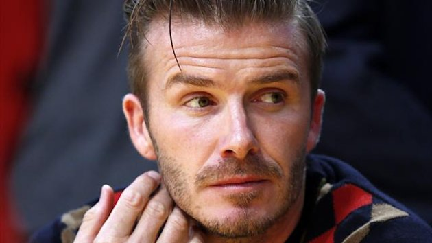 David Beckham (Reuters)
