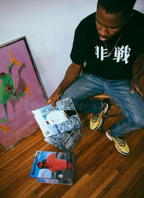 Is a New Frank Ocean Song Coming Soon?