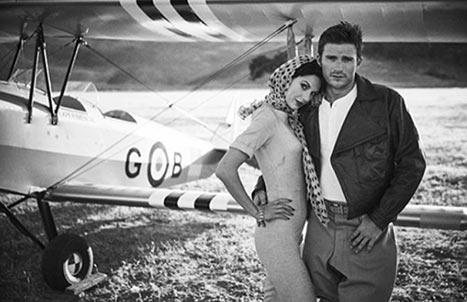 "Taylor Swift, Scott Eastwood Gush About ""Wildest Dreams"" Music Video"