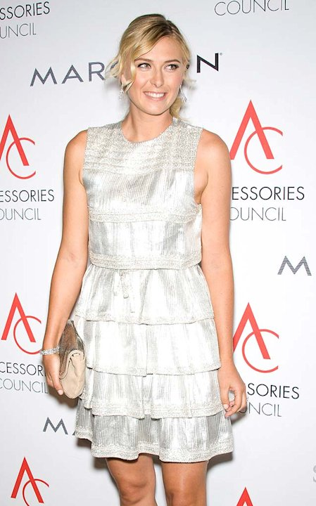 Maria Sharapova ACE Awards