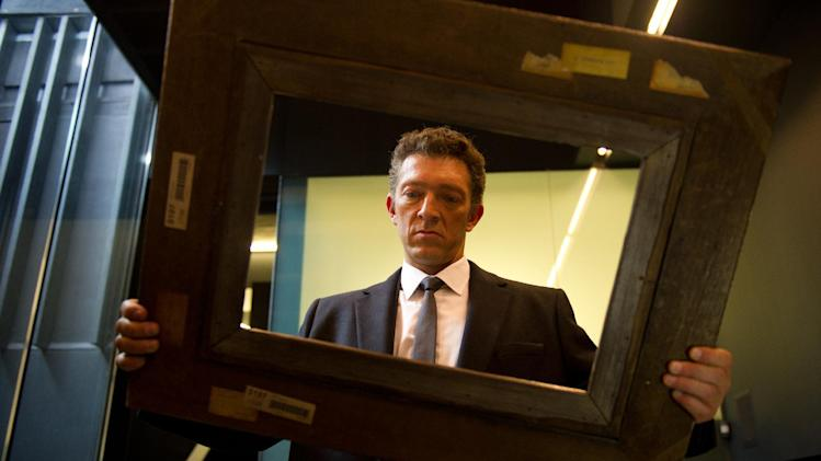 "This film image released by Fox Searchlight shows Vincent Cassel in a scene from ""Trance."" (AP Photo/Fox Searchlight, Susie Allnutt)"
