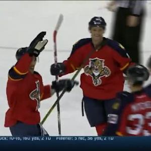 Willie Mitchell Goal on James Reimer (10:09/3rd)
