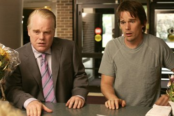 Philip Seymour Hoffman and Ethan Hawke in THINKFilm's Before the Devil Knows You're Dead