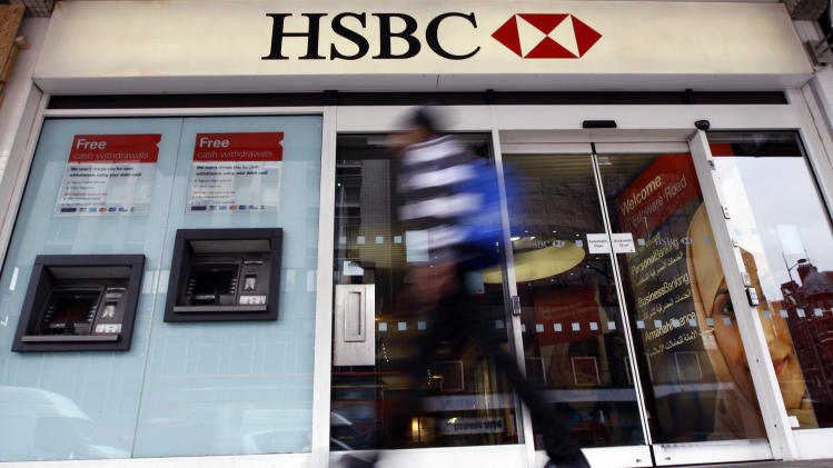 UK regulator steps up compliance rules for HSBC