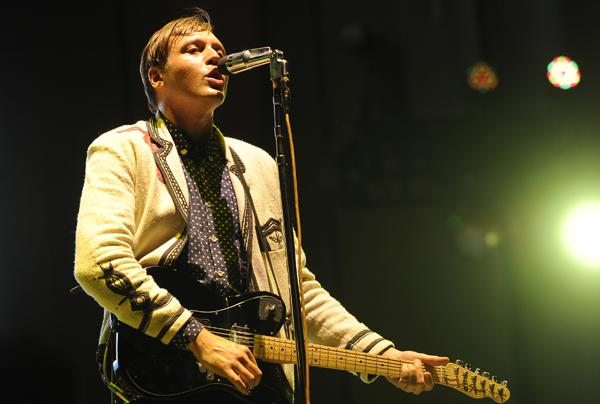 Arcade Fire's Church Recording Studio Up For Sale