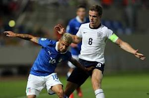 Henderson 'devastated' by early U-21 Euros elimination
