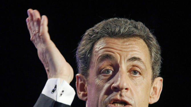 France's Sarkozy cleared in campaign finance case