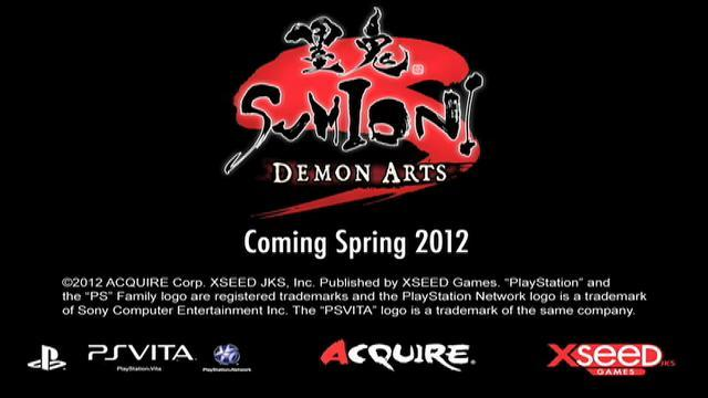 Sumioni: Demon Arts - Announcement Trailer