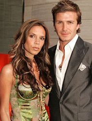 Romeo Ultah, Victoria - Beckham Undang The Wanted