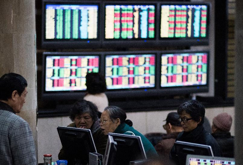 Chinese shares jump on new business support measures