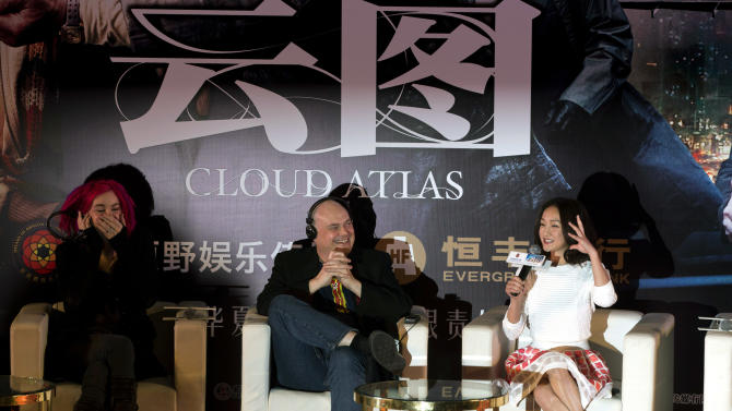"""""""Cloud Atlas"""" cut by 38 minutes for China audience"""