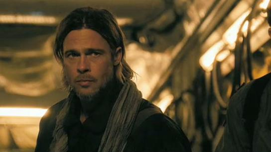 'World War Z' Trailer: Brad Pitt Will Save Us From The Zombies