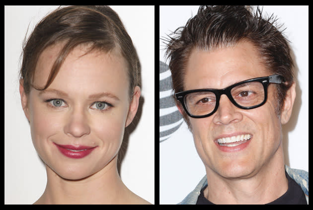 Thora Birch, Johnny Knoxville Join Phillip Noyce's 'Above Suspicion'