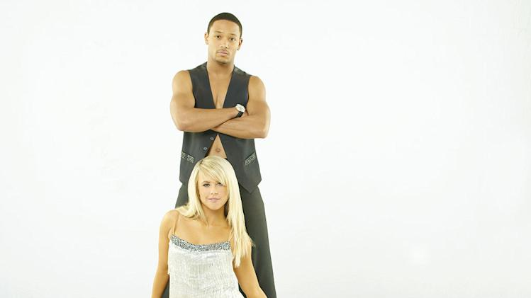"Romeo teams with professional dancer Chelsie Hightower on Season 12 of ""Dancing with the Stars."""