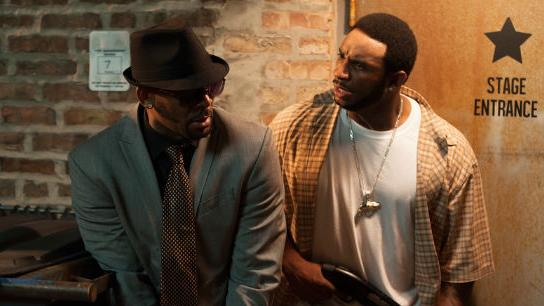 WATCH: R. Kelly Gets Personal In 'Trapped In The Closet' Behind The Scenes (Plus: New Photos!)