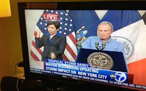 Your Jokes About Bloomberg's Sign Language Interpreters Aren't Funny