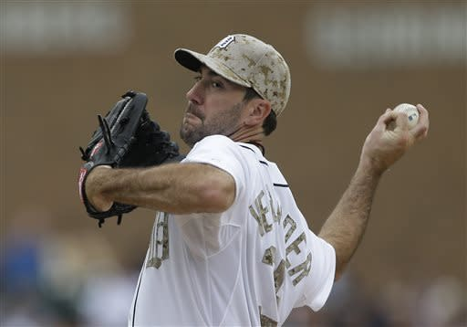 Verlander, Tigers hold on for 6-5 win over Pirates