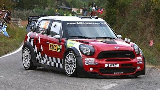 Kris Meeke Rally