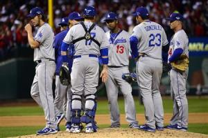 MLB: NLCS-Los Angeles Dodgers at St. Louis Cardinals