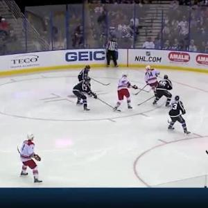 Ben Bishop Save on Eric Staal (01:48/2nd)