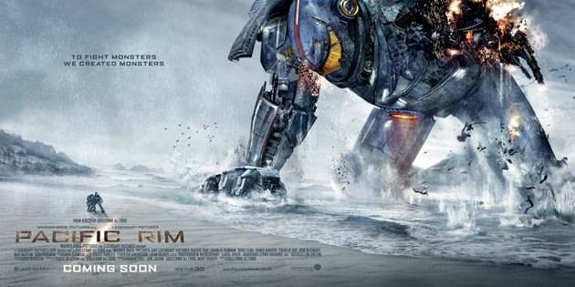 Download Pacific Rim full movie free