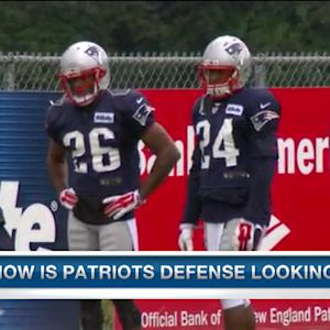 How is the New England Patriots defense looking?