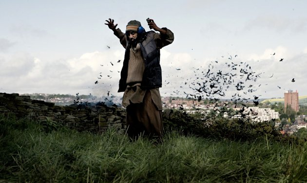 Adeel Akhtar Four Lions Production Stills Drafthouse 2010