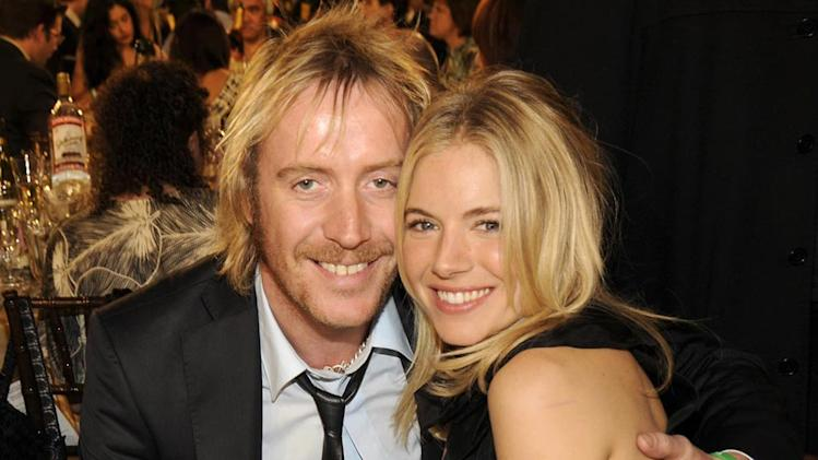 Independent Spirit Awards 2008 Rhys Ifans Sienna Miller