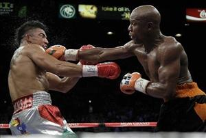 Mayweather's win over Ortiz is right on the money