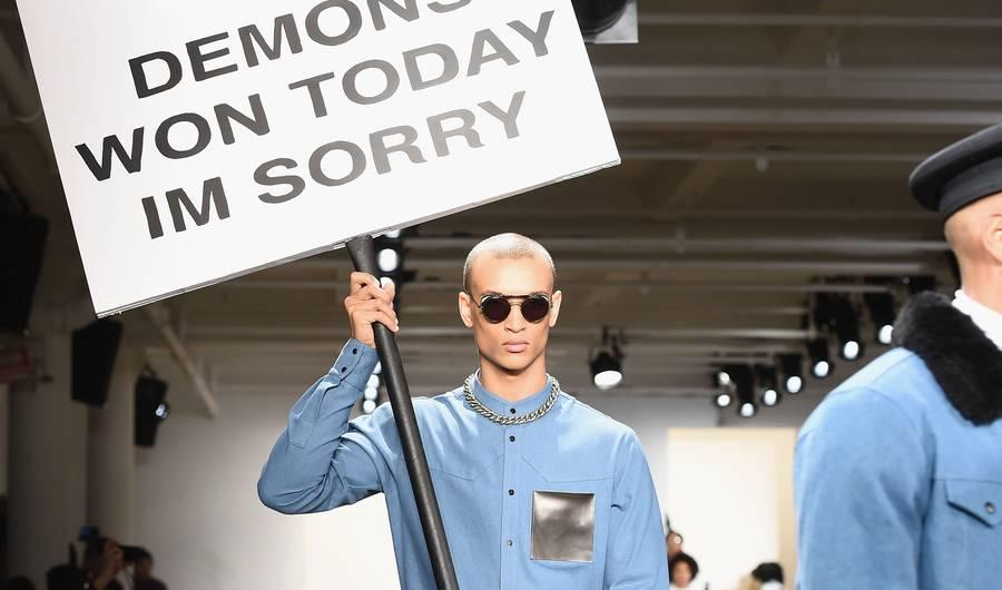 How One Designer is Getting Us to Talk About Mental Illness at New York Fashion Week