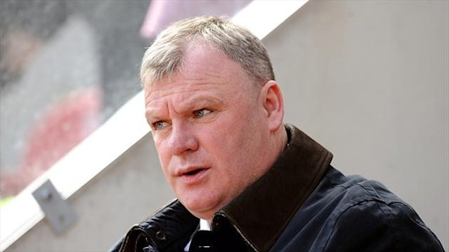 Steve Evans admitted he got it wrong in the first half of Rotherham's win over Sheffield United
