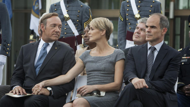 """House of Cards"" -- ""Chapter 8"""