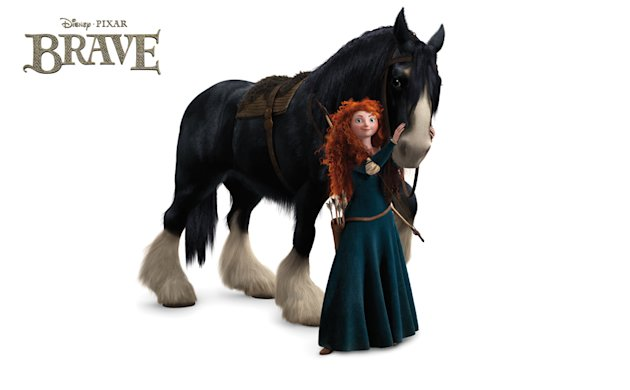Brave Stills, 2012, Walt Disney Pictures