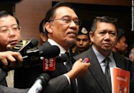Anwar wants BN vs Pakatan budget debate with Najib