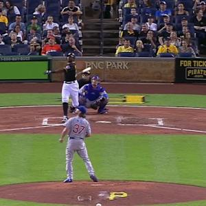 Polanco's RBI double