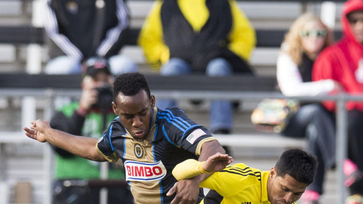 MLS: Philadelphia Union at Columbus Crew