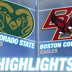 Colorado State vs Boston College | 2014 ACC Football Highlights