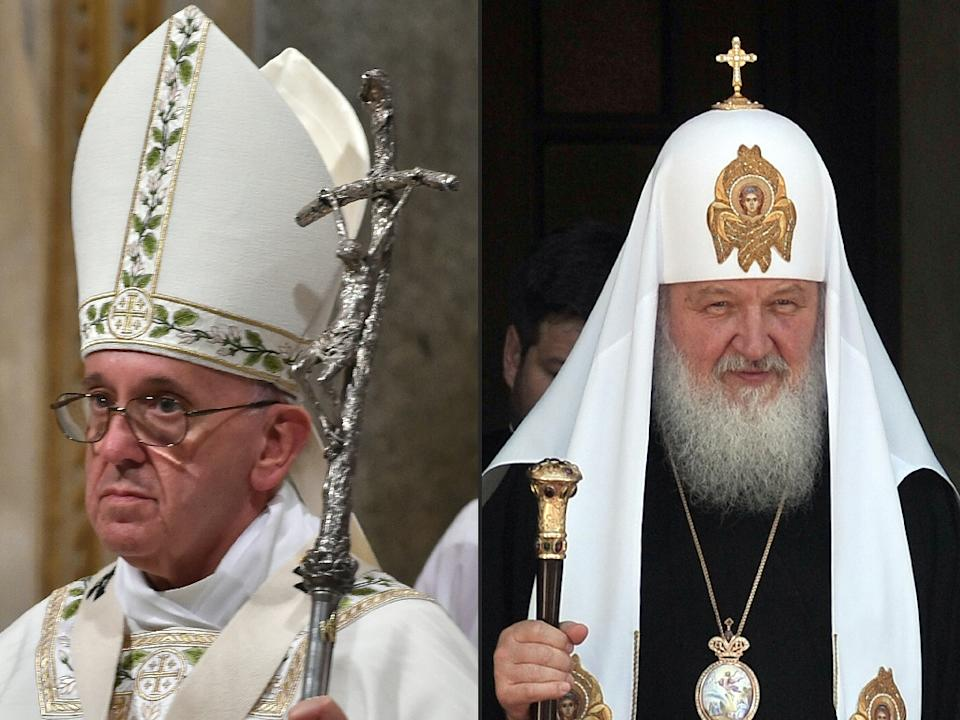 Historic FIRST: Russian Patriarch To Meet with Pope