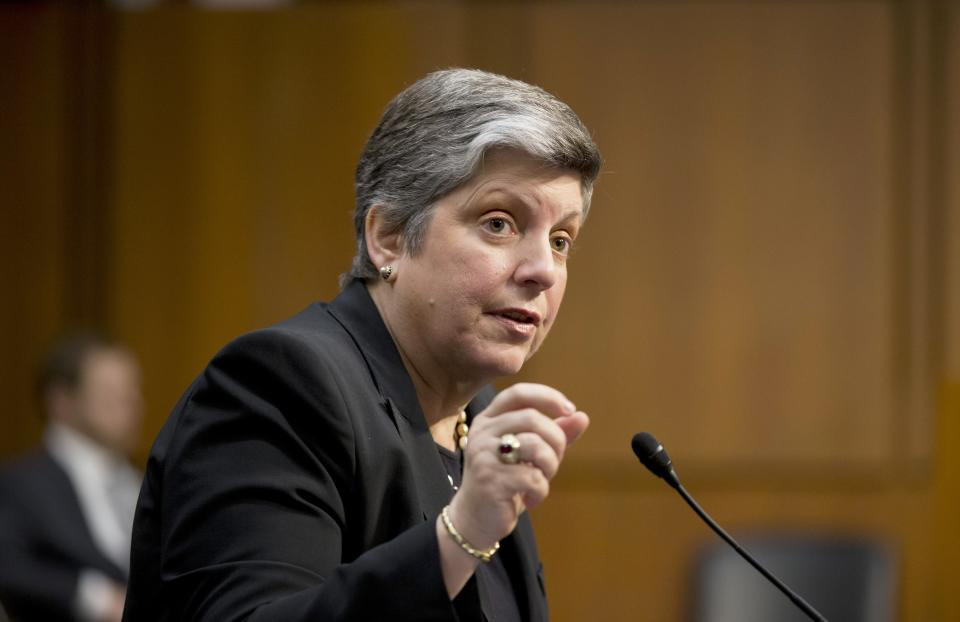 Napolitano: Immigration bill would boost security