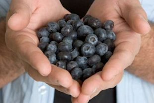 Eating blueberries can reduce men&amp;#39;s risk of prostate cancer and heart disease