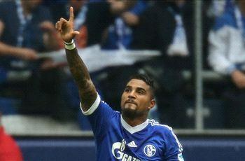 Kevin-Prince Boateng voted player of the month by Schalke 04 fans