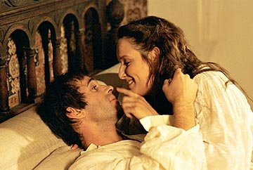 Joseph Fiennes and Claire Cox in R.S. Entertainment's Luther