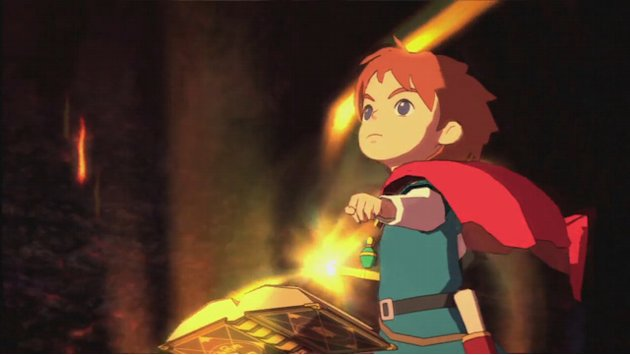 Ni no Kuni: Wrath of the White …